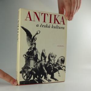 náhled knihy - Antika a česká kultura