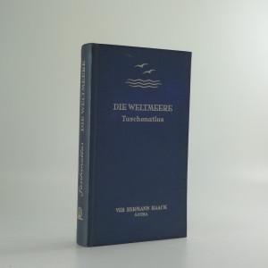 náhled knihy - Die Weltmeere Taschenatlas