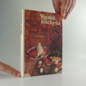 náhled knihy - Ruská kuchyňa