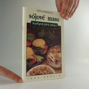 náhled knihy - Sójové maso - Kuchyně plná zdraví