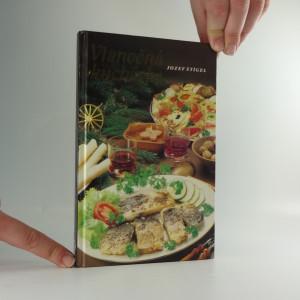 náhled knihy - Vánočná kuchárka