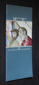 náhled knihy - Miroslav Rada : cyklus obrazů pro Vinohradský sbor ČCE