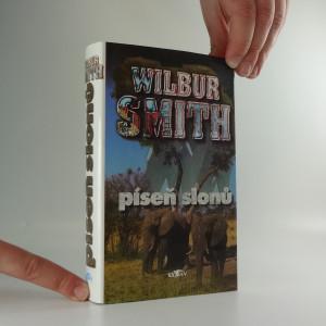 náhled knihy - Píseň slonů