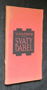 náhled knihy - Svatý ďábel