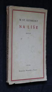 náhled knihy - Na líše : novely