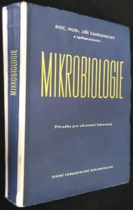 náhled knihy - Mikrobiologie : příručka pro zdravotní laboranty