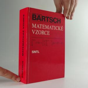 náhled knihy - Matematické vzorce