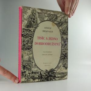 náhled knihy - Tisíc a jedno dobrodružství