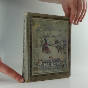 náhled knihy - Zima na vsi : Pohádky a povídky
