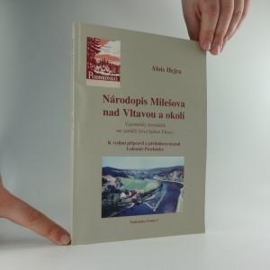 náhled knihy - Národopis Milešova nad Vltavou a okolí : (vzpomínky kronikáře na zaniklý život kolem Vltavy)