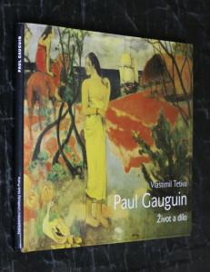 náhled knihy - Paul Gauguin : život a dílo