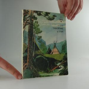 náhled knihy - Táboříme v týpí