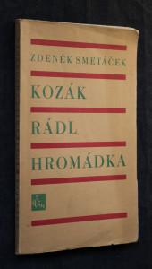 náhled knihy - Kozák-Rádl-Hromádka : o náboženské otázce v naší nynější filosofii