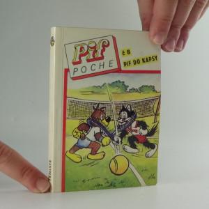 náhled knihy - Pif do kapsy = Pif Poche. Č. 8, Tenisté