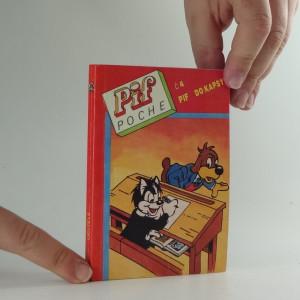 náhled knihy - Pif do kapsy = Pif Poche. Č. 4, Učitelé