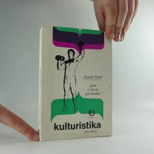 náhled knihy - Kulturistika pro muže : Sport i cvičení pro kondici