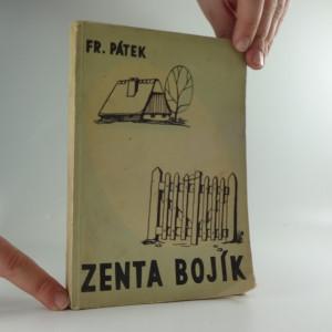 náhled knihy - Zenta Bojík - povídka dobrodružného mládí