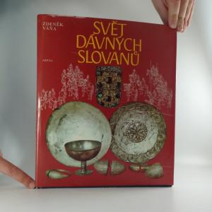 náhled knihy - Svět dávných Slovanů