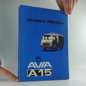 náhled knihy - Dílenská příručka Avia A15