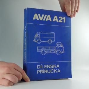 náhled knihy - Dílenská příručka Avia A21