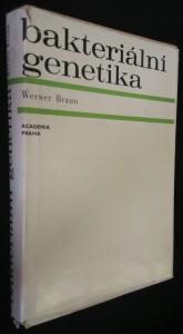 náhled knihy - Bakteriální genetika : vysokoškolská příručka
