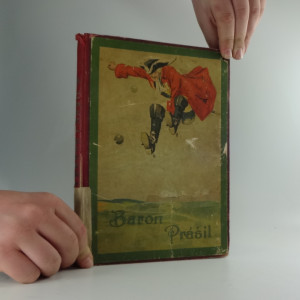 náhled knihy - Pan baron Prášil a jeho podivuhodná cestovní dobrodružství