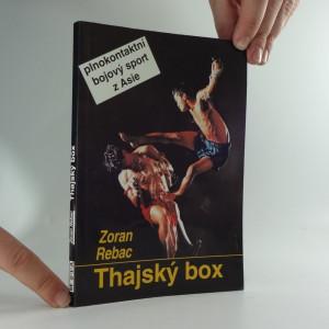 náhled knihy - Thajský box - plnokontaktní bojový sport z Asie