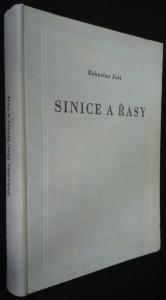 náhled knihy - Sinice a řasy : celost. vysokošk. učebnice