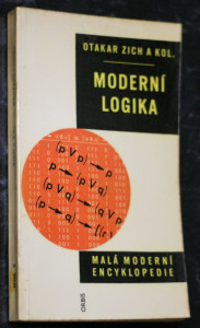 náhled knihy - Moderní logika