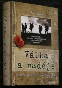 náhled knihy - Válka a naděje : osobní příběhy z I. světové války