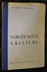náhled knihy - Náboženství a kultura