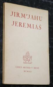 náhled knihy - Jeremiáš
