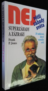 náhled knihy - Superzáhady a zázraky