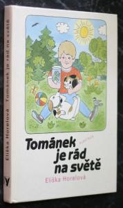 náhled knihy - Tománek je rád na světě