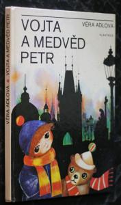 náhled knihy - Vojta a medvěd Petr : pro čtenáře od 7 let
