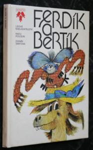 náhled knihy - Ferdík a Bertík