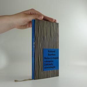 náhled knihy - Nulový stupeň rukopisu ; Základy sémiologie