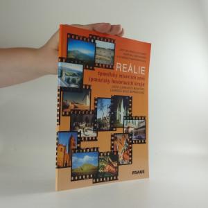 náhled knihy - Reálie španělsky mluvících zemí : España, Hispanoamérica