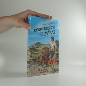 náhled knihy - Dobrodružství zvířat : Povídky z afrických džunglí