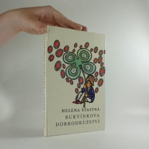 náhled knihy - Bukvínkova dobrodružství