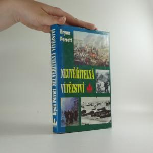 náhled knihy - Neuvěřitelná vítězství : [deset zcela nepravděpodobných bitev]