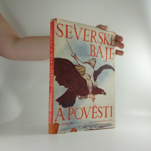 náhled knihy - Severské báje a pověsti