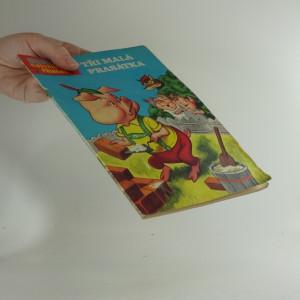 náhled knihy - Tři malá prasátka