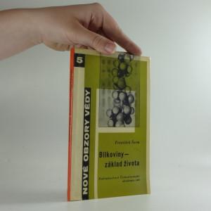 náhled knihy - Bílkoviny - základ života