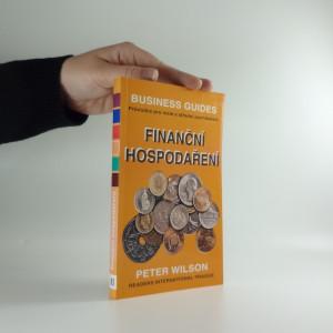 náhled knihy - Finanční hospodaření