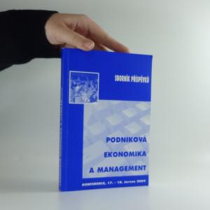 náhled knihy - Podniková ekonomika a management : sborník referátů z mezinárodní konference