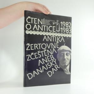 náhled knihy - Čtení o antice 1982-1983