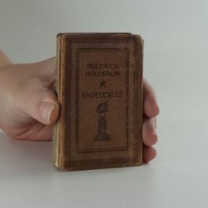 náhled knihy - Empedokles