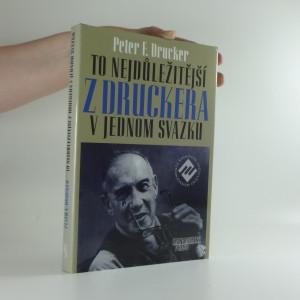 náhled knihy - To nejdůležitější z Druckera v jednom svazku