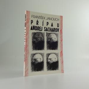 náhled knihy - Případ Andrej Sacharov